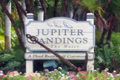 Jupiter Landings