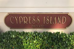 CYP Entrance Sign