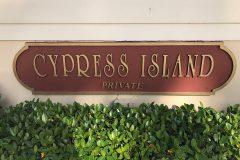 CYP Entrance Sign