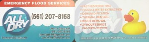All Dry Flood Services