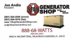 Generator1Stop
