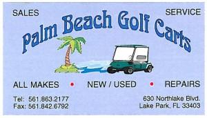 GolfPBGolfCart