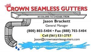 GutterCrownSeamless