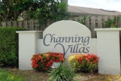 CVH Front Entry Sign